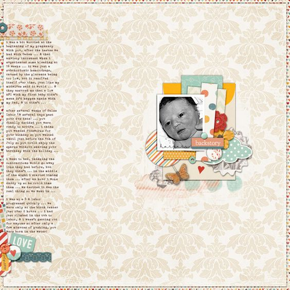 Family Almanac elements \ papers by Sara Gleason, Our House - flight plan template
