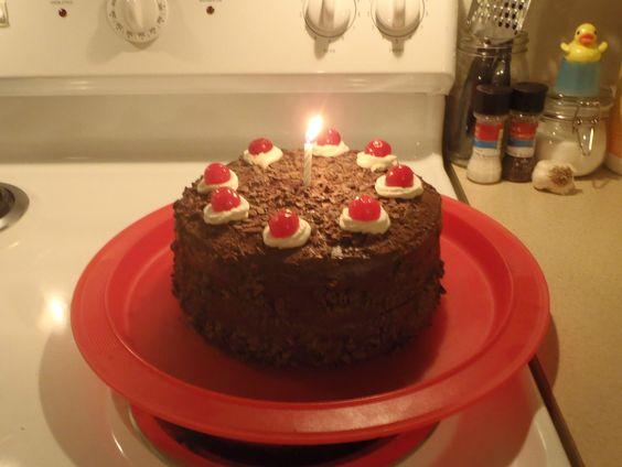 #Portal Cake via Reddit user  emmarie7