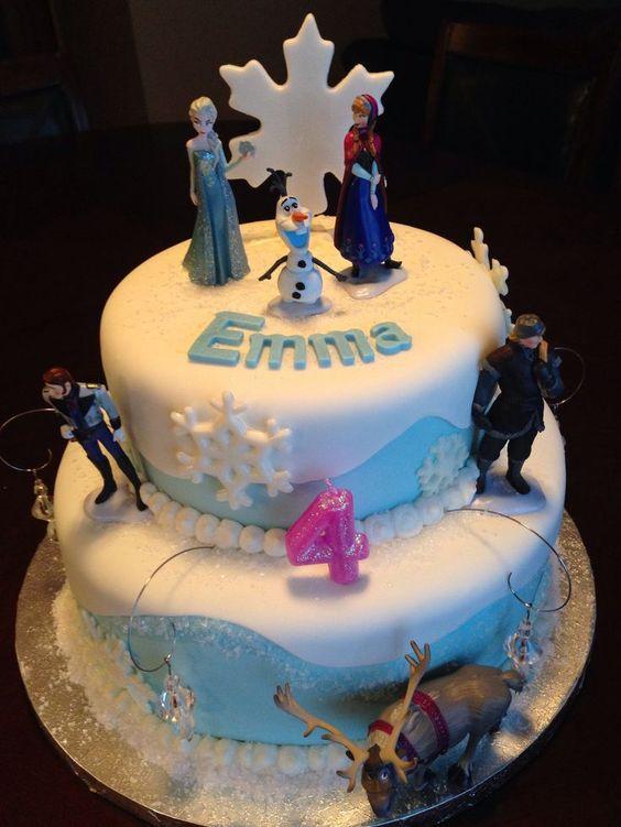 Cake Decorating Frozen Movie : frozen the movie cakes Disney Frozen Birthday Cake ...