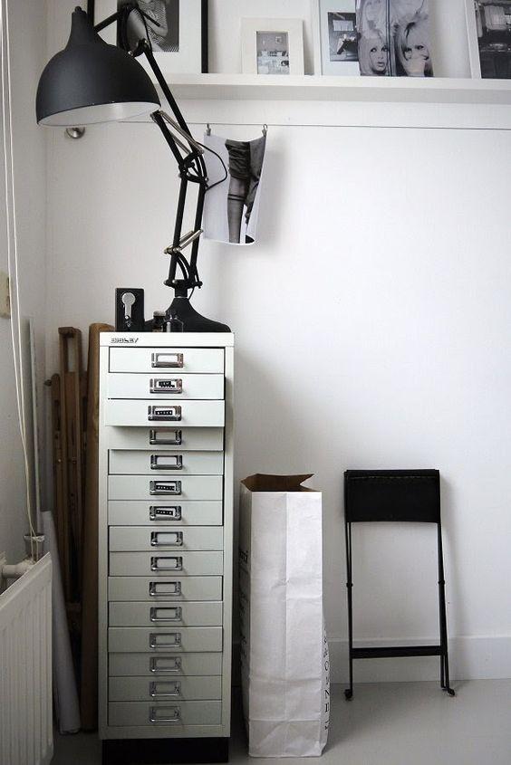 New pictures of my studio | Something black