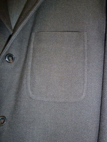 Luciano-Barbera-3-button-casual-jacket-wool-cashmere-size-40