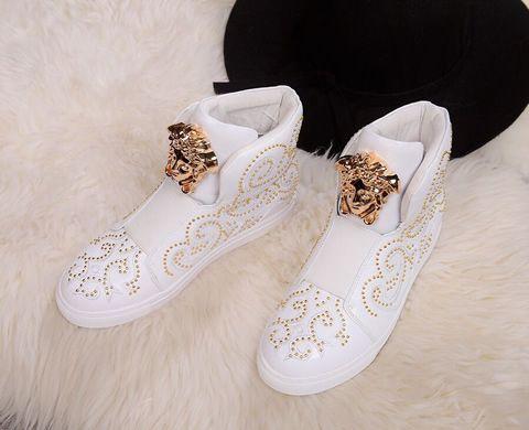 Quality Replica Versace Shoes For Women