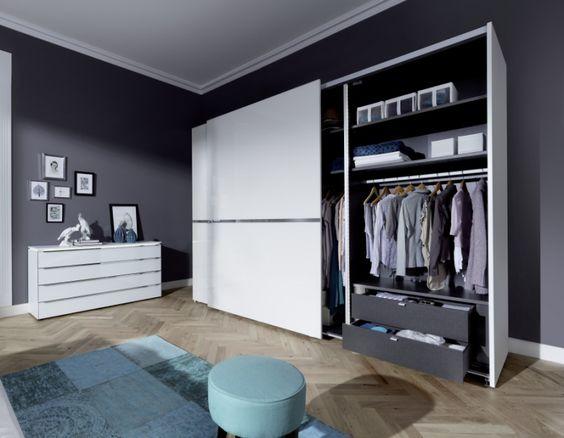 13 best Nolte Mobel Wardrobe images on Pinterest Sliding - schlafzimmer von nolte