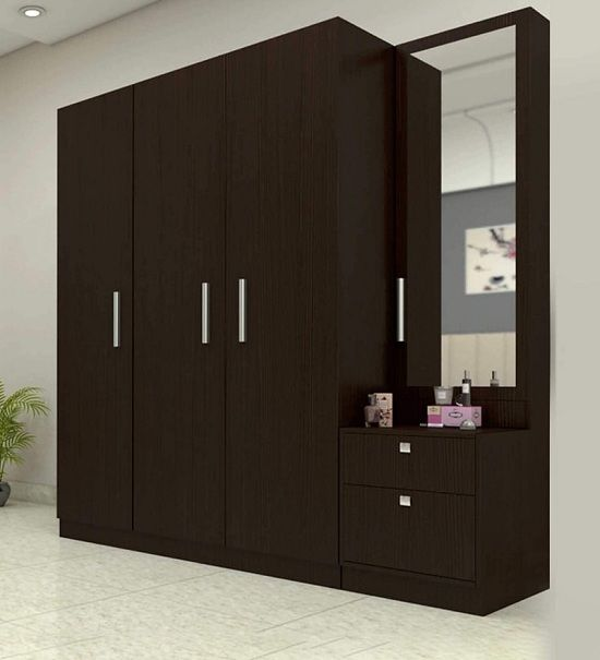 10 Modern Bedroom Wardrobe Designs With Pictures In 2021 Wall Wardrobe Design Bedroom Closet Design Wardrobe Door Designs Bedroom wardrobe design 2021
