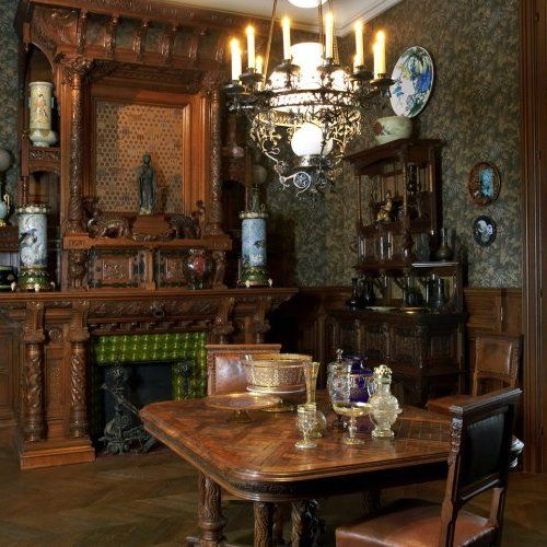 Pinterest the world s catalog of ideas Victorian dining room colors