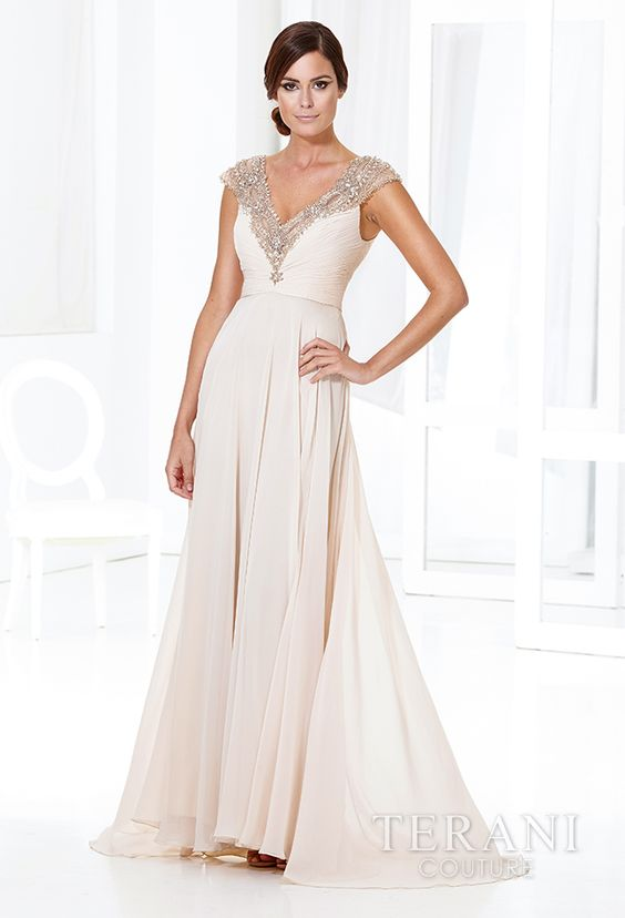 Terani Couture - Evening Dresses- 2015 Prom Dresses- Homecoming ...