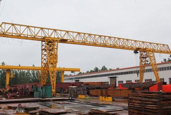 Single Girder Truss Gantry Crane Gantry Crane Crane Golden Gate