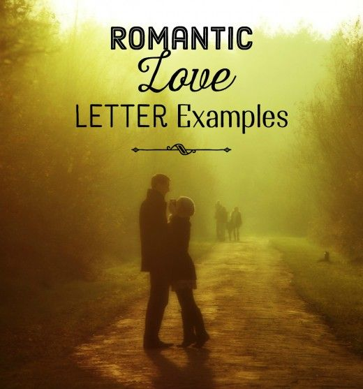 Cute and Romantic Love Letter Examples for Your Girlfriend - romantic love letter