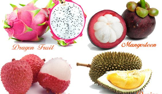 fruits exotiques - Bing Images