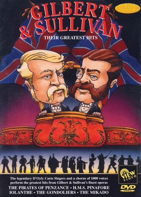 Gilbert & Sullivan - Their Greatest Hits