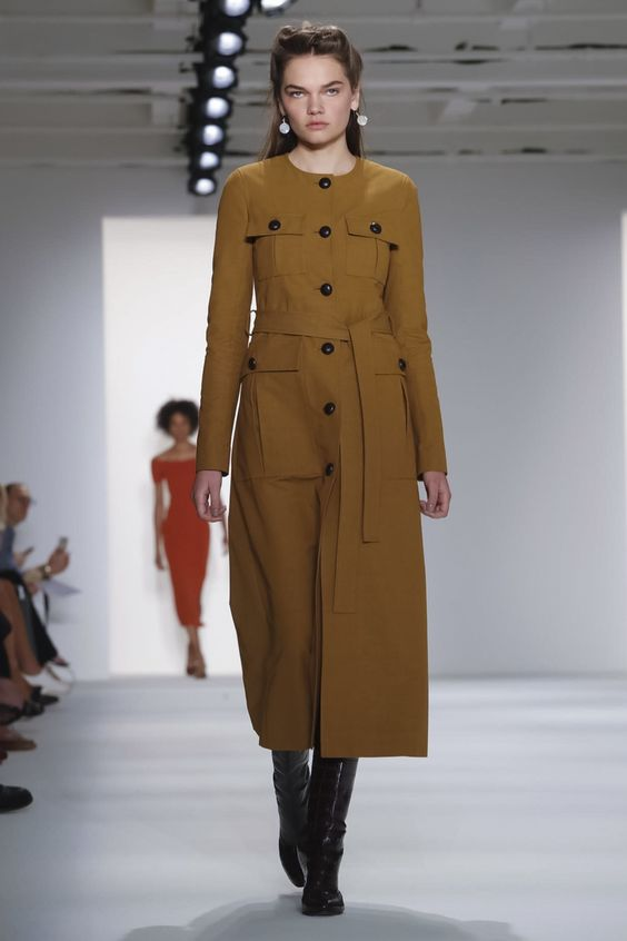 Brock Ready to Wear Collection Spring Summer 2017 in New York