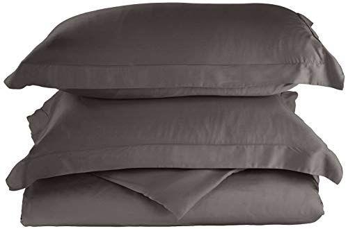 Natural Bamboo Duvet Cover Set Grey King Cal King Duvet Cover Sets Solid Duvet Duvet Covers