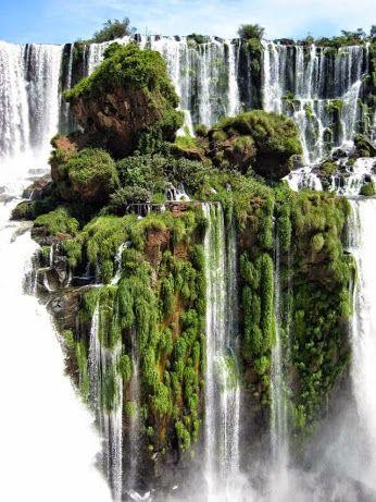 Cataratas Iguazú Google+