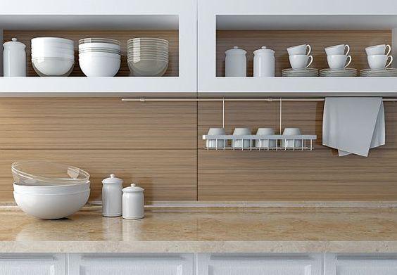 Platz sparen mit Regalen und Regalsystemen u2013 OBI erklärt - küchen arbeitsplatten obi