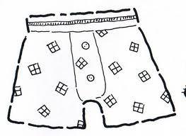 dibujos calzoncillos para colorear - Buscar con Google