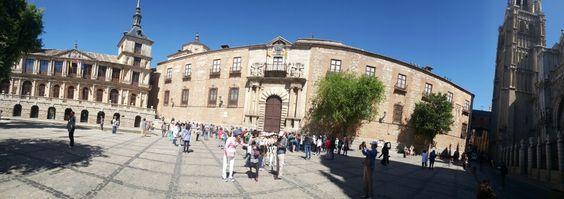 Plaza del ayuntamiento de toledo  Julio garcía