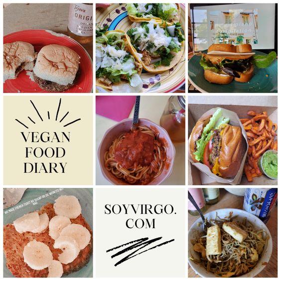 VEGAN FOOD SEPTEMBER MONTHLY FAVORITES 2020 | SOYVIRGO.COM