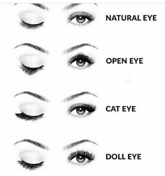 C4965da178c0c2c20397e1189373eab1 Fransar Mink Eyelashes Eyelash Extensions Styles Lashes Eyelash Extensions