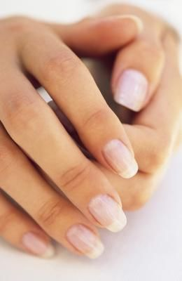 Read my article: Striations on Fingernails & Nutrition on The Nest...The appearance of your fingernails reflects more than proper grooming -- it tells a lot about your diet, too.