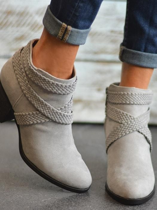 Surprisingly Cute Ankle Boots