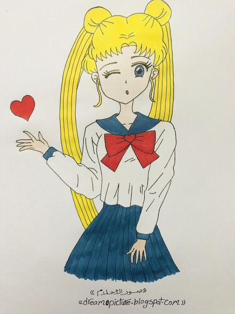 رسم بنات انمى كارتون بالالوان Mario Characters Aurora Sleeping Beauty Zelda Characters
