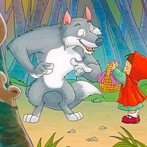 Cuento De Caperucita Roja Y El Lobo Feroz Version Completa Caperucita Roja Cuento Infantil Cuento De Caperucita Caperucita Roja Cuento
