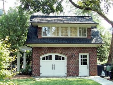 Detached garage garage and detached garage designs on for Garage with upstairs apartment