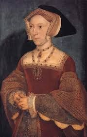 Portrait of Jane Seymour,Queen of England, Hans holbein the younger