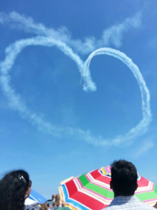 Heart at chicago air show