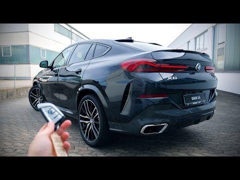 2020 Bmw X6 Xdrive 40i M Sport Youtube In 2020 Bmw X6 Bmw Vw California T6