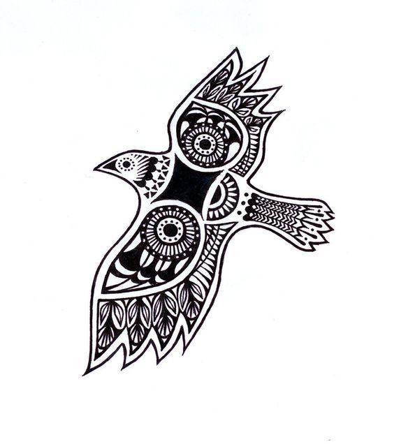 Sielulintu:  Finnish mythological bird who protects one's soul while being asleep.