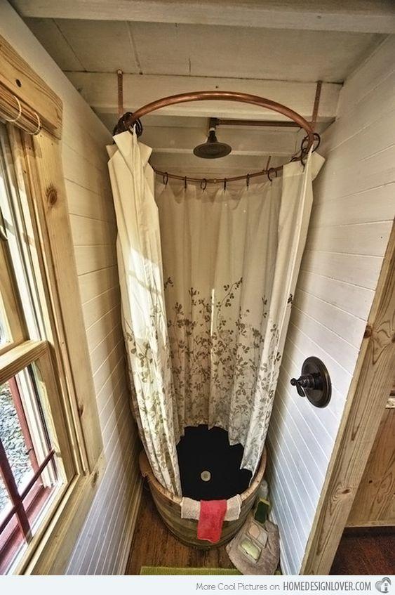 Showers wine barrels and tack on pinterest - Homedesignlover com ...
