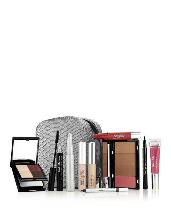 Trish McEvoy Ready-To-Wear Power of Makeup Planner Collection Effortlessly Natural, Limited Edition