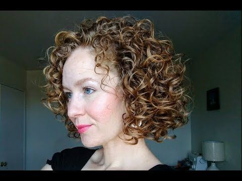 Got My First Perm And I M So Happy Youtube Permed Hairstyles One Hair Hair Styles