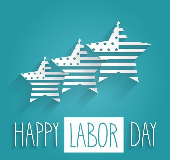 Hope everyone is enjoying their Labor Day Weekend.