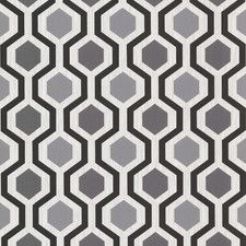 "Kitchen & Bath Resource III Marina Modern 33' x 20.5"" Geometric Embossed Wallpaper:"