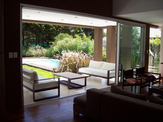 Muebles de exterior en hierro para jardin muebles de - Muebles de jardin ...