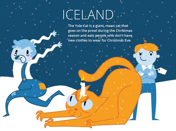 iceland christmas traditions - Google Search | Celebrating ...