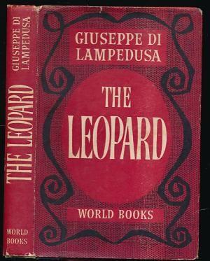 Guiseppe Tomasi Di Lampedusa The Leopard Number 468 Books Favorite Books Book Cover