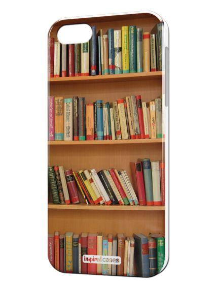 Bookshelf - Book Lover Case:
