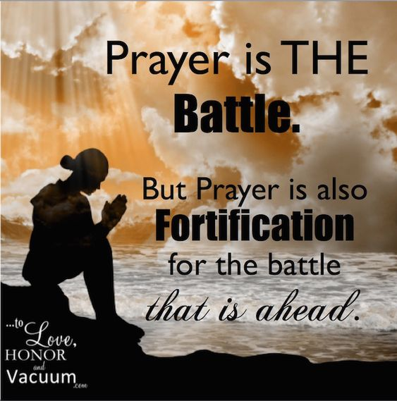 On The War Room: Prayer And Fighting The Marriage Battle