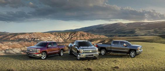 Chevy Silverado lineup features high-strength steel for high-strength dependability at Chevrolet Cadillac of Santa Fe.