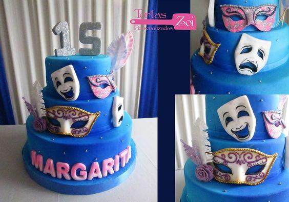 Torta Quince años!!! :)