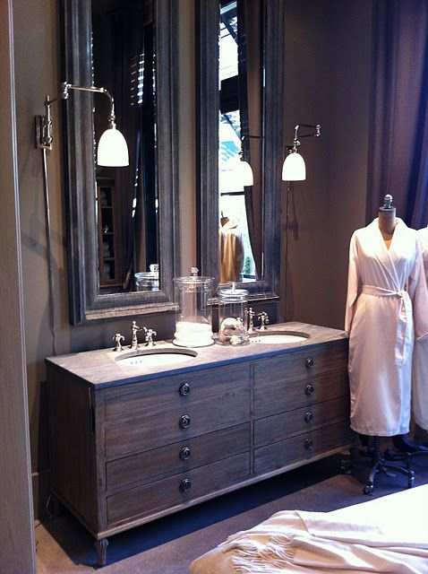 Restoration Hardware Hardware And Restoration Hardware Bathroom On Pinterest