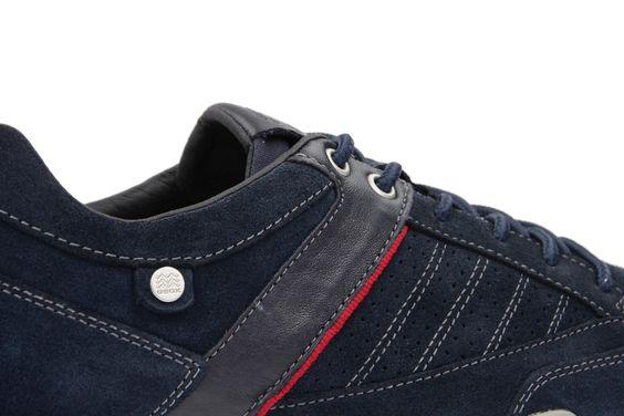 Geox Snake Schuhe blau navy (U6207E 00022 C4002)