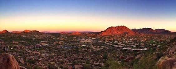 Plus, this view on the commute home makes it all worth it. | 21 Incredible Experiences You Can Only Have In Phoenix