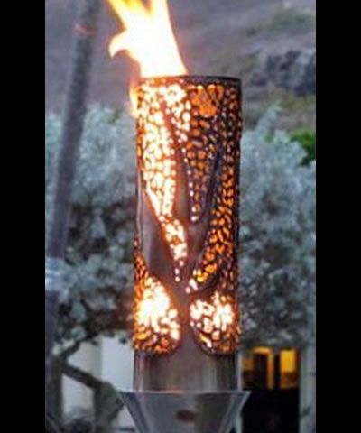 Automated tiki torches - Malama series - Fire By Design
