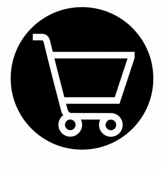 17 Cart Icon White Png Atajos