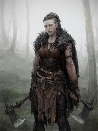 Female Viking Warriors Viking Maidens Viking Character Warrior Woman Viking Warrior