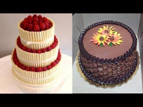 Amazing Cake Decorating Techniques Compilation 2018 Cake Style